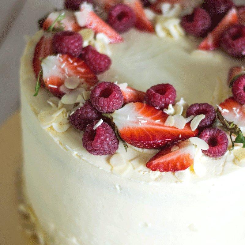 Мастер класс по тортам