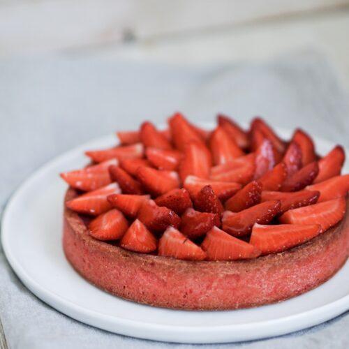 клубнияный тарт рецепт