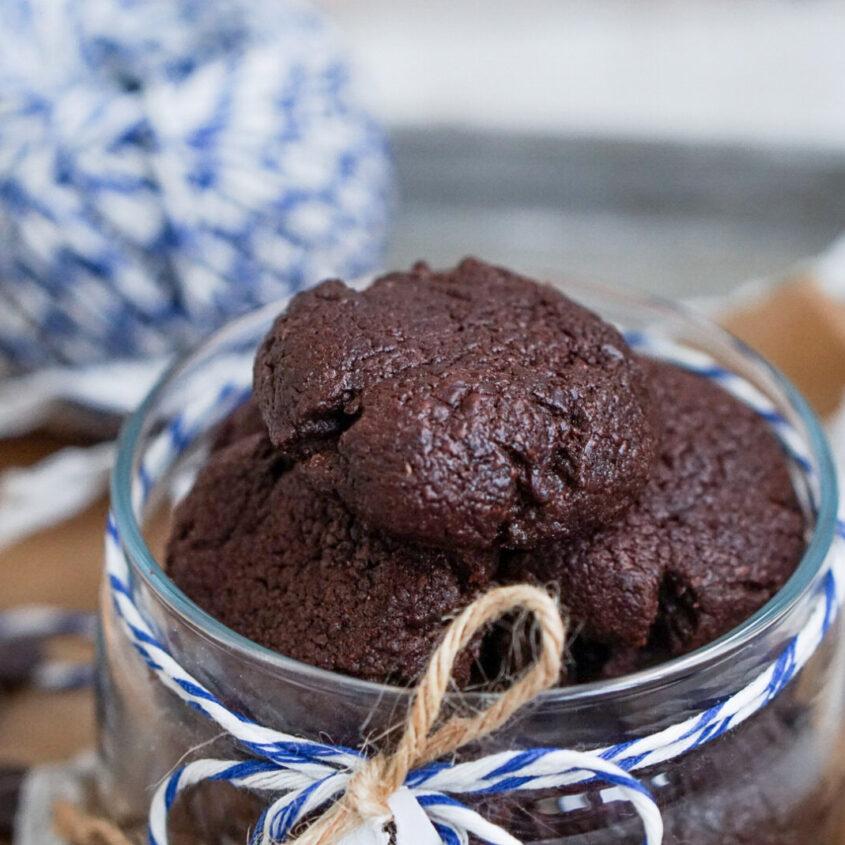 именно супер шоколадное печенье рецепт с фото качестве